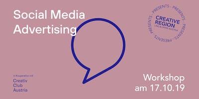 WORKSHOP: SOCIAL MEDIA ADVERTISING