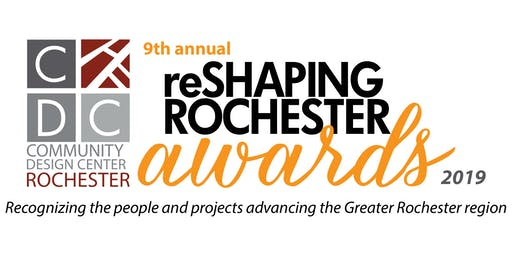 9th Annual Reshaping Rochester Awards Luncheon