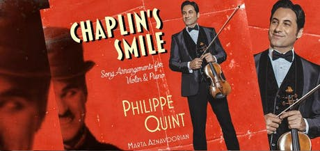 The Extraordinary Music of Composer Charlie Chaplin tickets