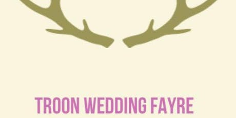 Troon Wedding Fayre tickets