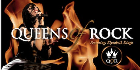 QUEENS OF ROCK - SATURDAY SEPTEMBER 21ST 2019 tickets