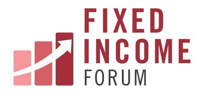 Fixed Income Forum - London - Tuesday 15th October 2019