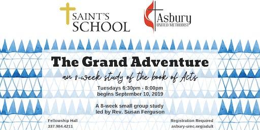 Saints School: The Grand Adventure