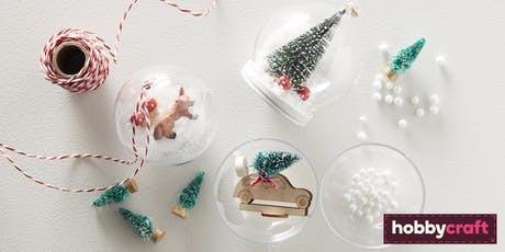 12 Makes of Christmas- Fillable Baubles  tickets