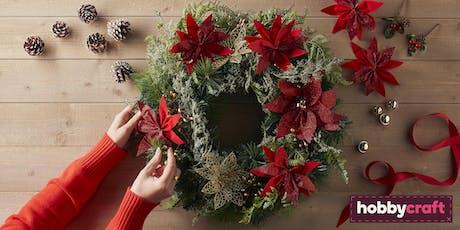 12 Makes of Christmas- Wreath Making  biglietti