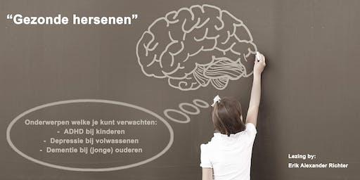 Gezonde hersenen door Erik Alexander Richter