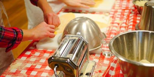 BUONISSIMA PASTA | Zwei Rezepte: handgemachte Trofie (AUSVERKAUFT)
