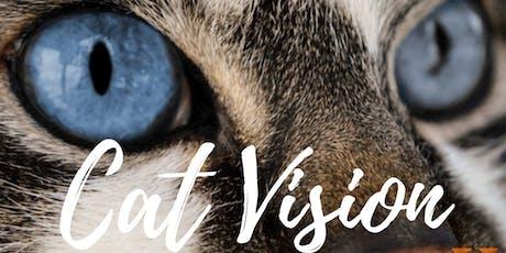Cat Vision A: Jagen, eten en drinken tickets