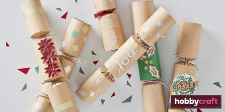 12 Makes of Christmas- Cracker Decorating  tickets