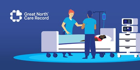 Great North Care Record Network webinar series (September): Subject TBC tickets