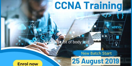 CCNA Training in Gurgaon (Paid Training)