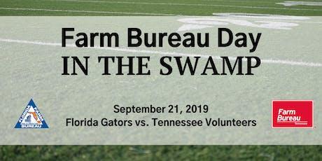 Florida - Tennessee Farm Bureau Tailgate tickets