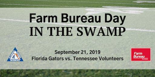 Florida - Tennessee Farm Bureau Tailgate