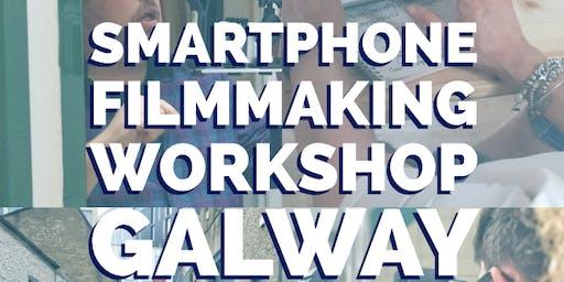 DUBSMARTFF SMARTPHONE FILMMAKING WORKSHOP GALWAY
