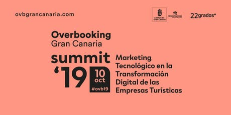Overbooking Gran Canaria Summit 2019 tickets