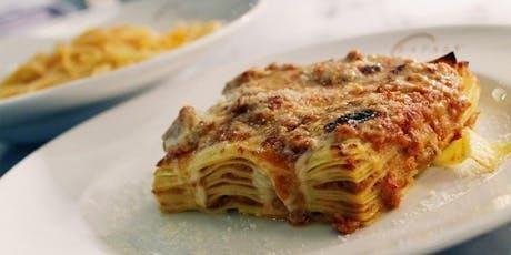 BUONISSIMA PASTA  | Lasagna oder Parmigiana Tickets