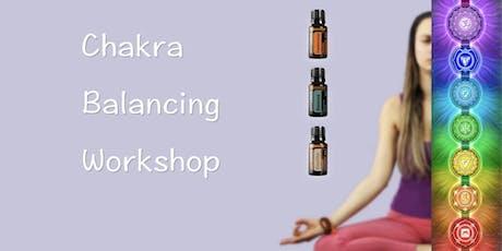 Aroma Yoga Workshop -Teil II. - Chakra Ausgleich durch Yoga und ätherische Öle Tickets