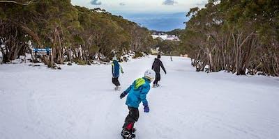 Mt. Baw Baw Snowy Day Trip