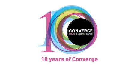 Converge Choir - 10th Anniversary Event  tickets