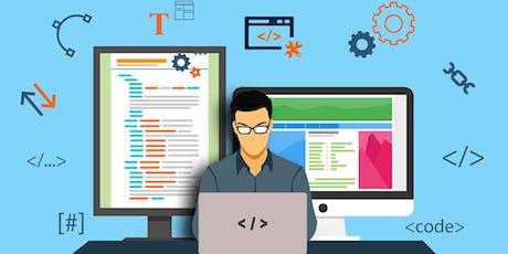 Berlin: Get a Job in Tech //: Learn Web Development tickets