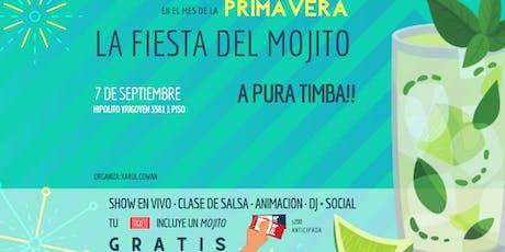 La Fiesta del Mojito tickets