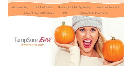 Fall Into Beauty September Tempsure Event tickets