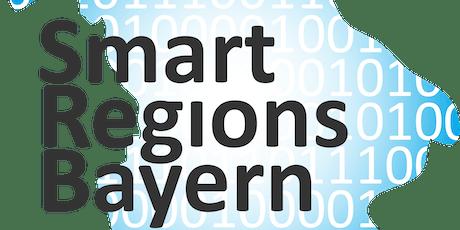 1. Netzwerk-Treffen - Smart Regions Bayern Tickets