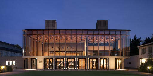 RIBA East Great British Buildings Talks and Tours: Peter Hall Performing Arts Centre