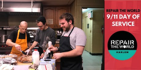 9/11 Day of Service: Volunteer to Prep and Serve a Meal at The Mandala Cafe tickets