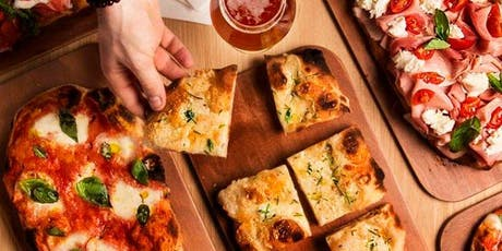 THE BEST OF EATALY | Pizza vs Focaccia Tickets