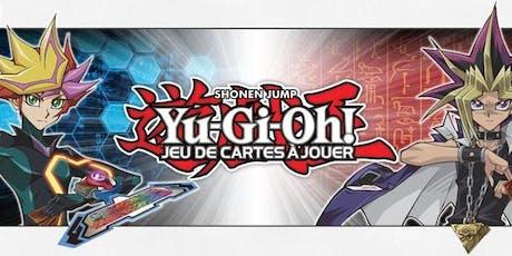 Tournoi Standard Yu-Gi-Oh billets