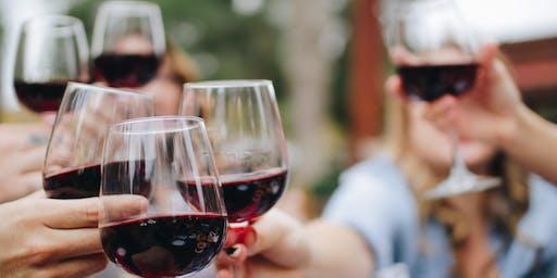 Wine tasting (4:30-6:30pm)
