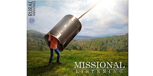 Missional Listening