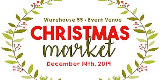 Christmas Market : Warehouse 55
