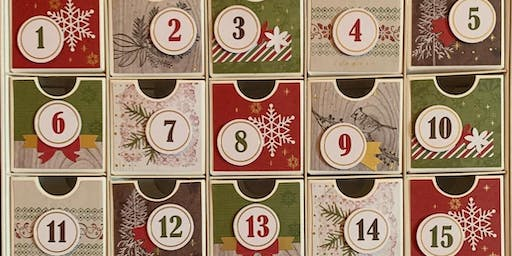 Christmas Countdown Project Class