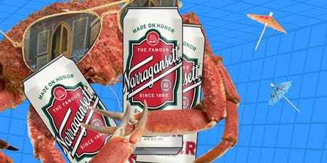Crab Night 2.0 at American Sardine Bar tickets
