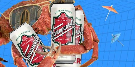 Crab Night 2.0 at American Sardine Bar