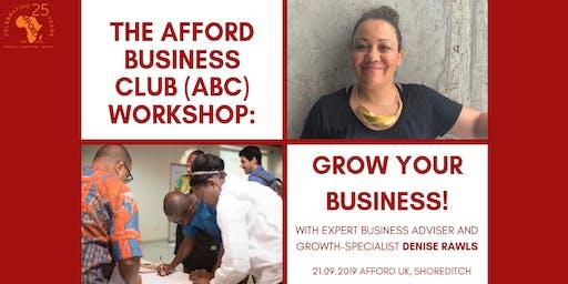ABC Business Growth Workshop