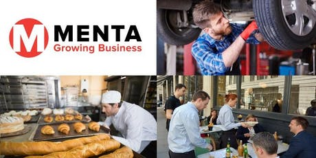 Free 1:1 Business Start-Up & Growth Advice with MENTA  tickets