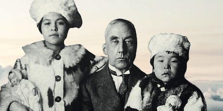 Lesung Espen Ytreberg: Kap Herzstein. Die Geschichte von Nita Kakot Amundsen, Camilla Carpendale und Roald Amundsen Tickets