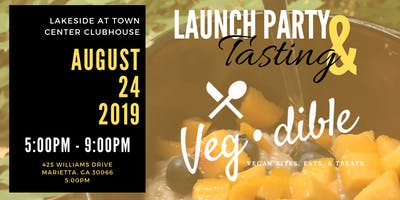 Vegdible Launch Party & Tasting