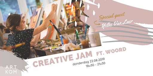 Creative JAM ft. Woord (try-out)