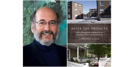 A Right To The City Author Talk Series: Lawrence J. Vale tickets