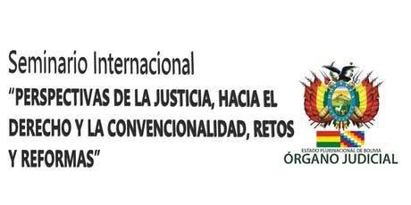 Seminario Internacional-ORGANO JUDICIAL tickets