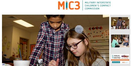 MIC3 101: Introduction to the Military Interstate Children's Compact Commission in Arkansas tickets