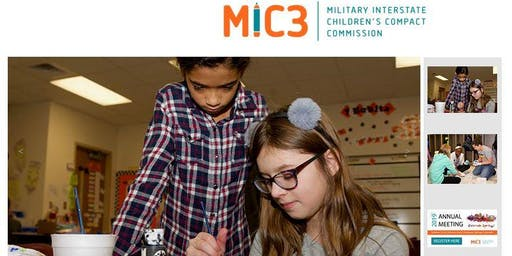 MIC3 101: Introduction to the Military Interstate Children's Compact Commission in Arkansas