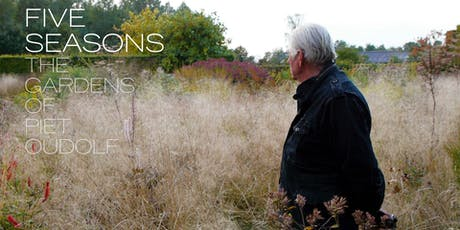 Film Screening: Five Seasons: The Gardens of Piet Oudolf tickets