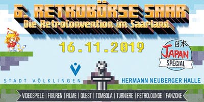 6. Retrobörse Saar - Die RetroConvention im Saarland