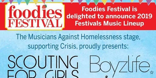 Foodies Festival Oxford - The Skalectrics - ALL WEEKEND PASS 24, 25 and 26 AUGUST 2019
