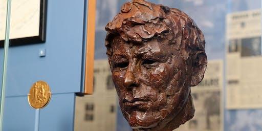 Art Tour of Seamus Heaney: Listen Now Again